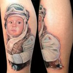 Tattoos of Children 6 150x150 - 100's of Tattoos of Children Design Ideas Pictures Gallery