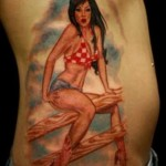 Tattoos of Girls 6 150x150 - 100's of Tattoos of Girls Design Ideas Pictures Gallery