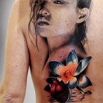 Tattoos of Girls 7 150x150 - 100's of Tattoos of Girls Design Ideas Pictures Gallery