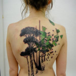 Temporary Tribal Tattoo11 150x150 - 100's of Temporary Tribal Tattoo Design Ideas Pictures Gallery