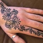 Temporary Tribal Tattoo6 150x150 - 100's of Temporary Tribal Tattoo Design Ideas Pictures Gallery