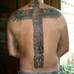 Totem 12 150x150 - 100's of Totem Tattoo Design Ideas Pictures Gallery