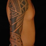 Tribal Arm Tattoo6 150x150 - 100's of Tribal Arm Tattoo Design Ideas Pictures Gallery