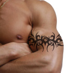Tribal Armband Tattoo10 150x150 - 100's of Tribal Armband Tattoo Design Ideas Pictures Gallery