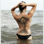 Tribal Back Tattoo1 150x150 - 100's of Tribal Back Tattoo Design Ideas Pictures Gallery