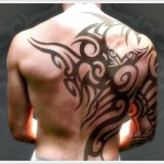 Tribal Back Tattoo11 150x150 - 100's of Tribal Back Tattoo Design Ideas Pictures Gallery