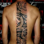 Tribal Back Tattoo12 150x150 - 100's of Tribal Back Tattoo Design Ideas Pictures Gallery