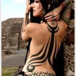 Tribal Back Tattoo2 150x150 - 100's of Tribal Back Tattoo Design Ideas Pictures Gallery