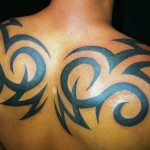 Tribal Back Tattoo6 150x150 - 100's of Tribal Back Tattoo Design Ideas Pictures Gallery