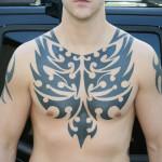 Chest Tattoo6