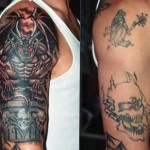 Tribal Cover Up Tattoo3 150x150 - 100's of Tribal Cover Up Tattoo Design Ideas Pictures Gallery