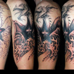 Tribal Cover Up Tattoo4 150x150 - 100's of Tribal Cover Up Tattoo Design Ideas Pictures Gallery