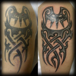 Tribal Cover Up Tattoo5 150x150 - 100's of Tribal Cover Up Tattoo Design Ideas Pictures Gallery