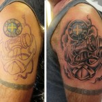 Tribal Cover Up Tattoo6 150x150 - 100's of Tribal Cover Up Tattoo Design Ideas Pictures Gallery