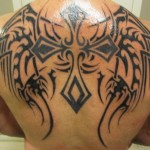 Tribal Cross Tattoo7 150x150 - 100's of Tribal Cross Tattoo Design Ideas Pictures Gallery