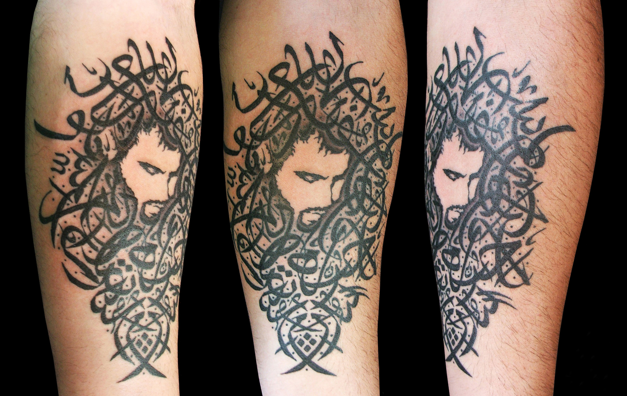 100's of Turkish Tattoo Design Ideas Pictures Gallery