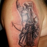 Turkish 12 150x150 - 100's of Turkish Tattoo Design Ideas Pictures Gallery