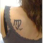 Virgo Tattoo2 150x150 - 100's of Virgo Tattoo Design Ideas Pictures Gallery
