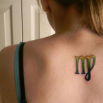 Virgo Tattoo3 150x150 - 100's of Virgo Tattoo Design Ideas Pictures Gallery