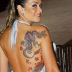 Women Dragon 6 150x150 - 100's of Women Dragon Tattoo Design Ideas Pictures Gallery