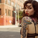 Women Tattoos 11 150x150 - 100's of Women Tattoo Design Ideas Pictures Gallery
