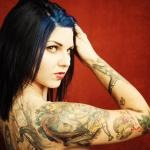 Women Tattoos 3 150x150 - 100's of Women Tattoo Design Ideas Pictures Gallery