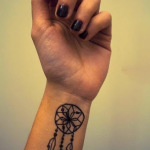 Wrist Tattoos for Girls 9 150x150 - 100's of Wrist Tattoo Design Ideas Picture Gallery