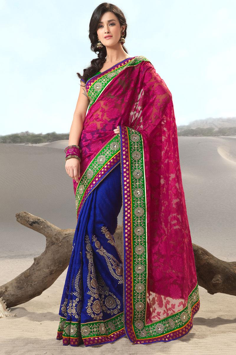 Banarasi Saree Design Ideas Pictures Gallery