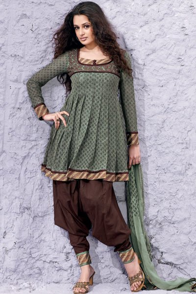 Dhoti Salwar Kameez Design Ideas Pictures Gallery