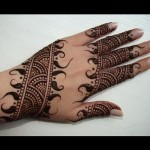 Amelia Mehndi Designs 2013 for Girls 0015 150x150 - Mehndi Designs Ideas Pictures Gallery