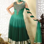 Anarkali Salwar Kameez Latest Collection 2013 10 150x150 - Anarkali Salwar kameez Design Ideas Pictures Gallery
