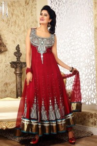 Anarkali Salwar Kameez Latest Collection