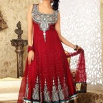 Anarkali Salwar Kameez Latest Collection 2013 21 150x150 - Anarkali Salwar kameez Design Ideas Pictures Gallery