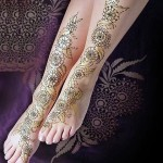 Arabic Mehndi Deisngs 2014 For Feet 150x150 - Arabic Mehndi Designs Ideas Pictures Gallery