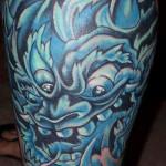 Blue Tattoos 112 150x150 - Blue tattoos Tattoos Design Ideas Pictures Gallery