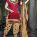 Dhoti Salwar Kameez Suits Designs Clothing9.blogspot.com 13 150x150 - Dhoti Salwar kameez Design Ideas Pictures Gallery