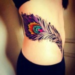 Feather tattoo 13 150x150 - Feather Tattoos Design Ideas Pictures Gallery