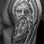 Greek Tattoo 11 150x150 - Greek Tattoos Design Ideas Pictures Gallery