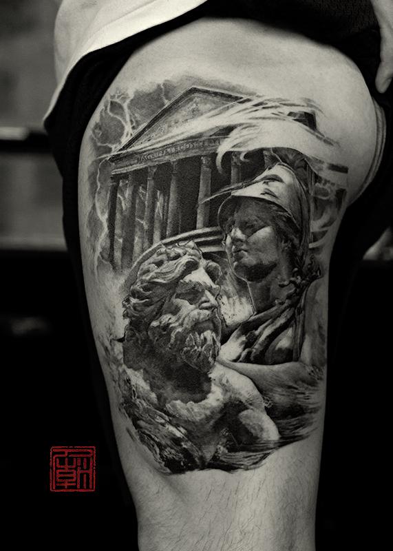 Greek Tattoos Design I...