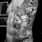 Greek Tattoo 13 150x150 - Greek Tattoos Design Ideas Pictures Gallery