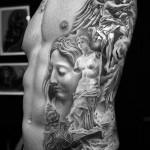 Greek Tattoo 13 150x150 - Greek Tattoos Design Ideas Pictures Gallery