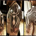 Greek Tattoo 6 150x150 - Greek Tattoos Design Ideas Pictures Gallery