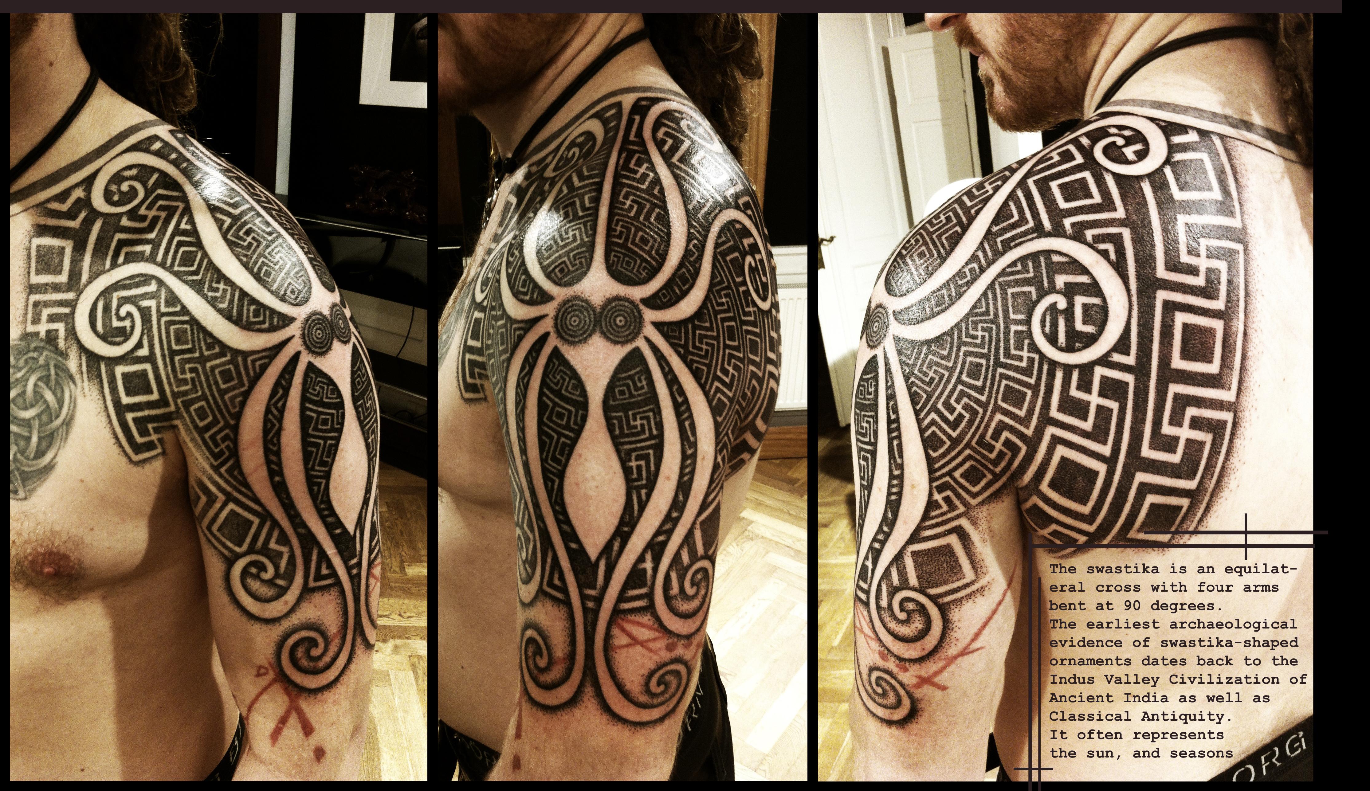 greek tattoos design ideas pictures gallery. Black Bedroom Furniture Sets. Home Design Ideas