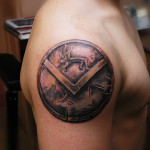 Greek Tattoo 9 150x150 - Greek Tattoos Design Ideas Pictures Gallery
