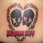 Green Day Tattoos 6 150x150 - Green Day Tattoos Design Ideas Pictures Gallery