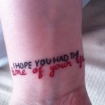 Green Day Tattoos 7 150x150 - Green Day Tattoos Design Ideas Pictures Gallery