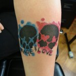 Green Day Tattoos 9 150x150 - Green Day Tattoos Design Ideas Pictures Gallery