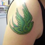 Green Tattoos