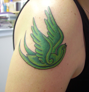 Green Tattoos