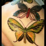 Green Tattoos 9 150x150 - Green Tattoos Design Ideas Pictures Gallery